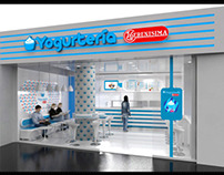 Yogurteria-Yogurt Shop
