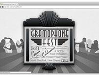 Gramophone Fest Branding