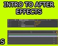 Learn After Effects Basics