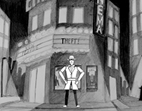 THEFT! - Animated Short