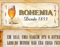 Bohemia beer CD-ROM