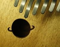 Kalimba - a thumb piano