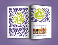 Feel Good Drinks Co. - Brand Awareness Campaign