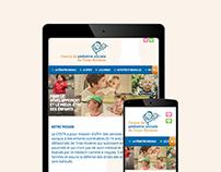 Centre de pédiatrie social de Trois-Rivières - Site Web