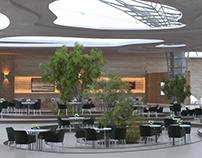 VIP Lounge - Siwa Airport