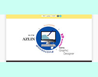 online portfolio~