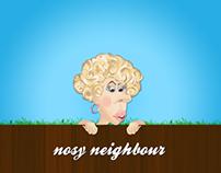 Nosy neighbour