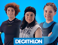 Decathlon Türkiye - Kadınlar Başarır