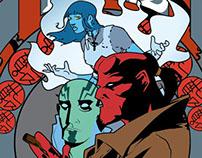 Hellboy Poster: Nouveau