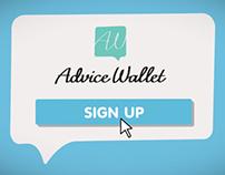 AdviceWallet B2B Infographics