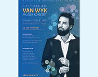 Van Wyks Concert Posters