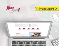 Naaz Sarif-Premium Resume Template