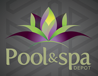 POOL & SPA DEPOT - BRANDING
