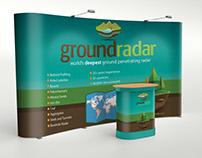 Ground Radar Trade show Designs