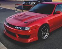 Nissan Silvia - Videography - Photography