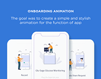 Onboarding Illustrations Animation