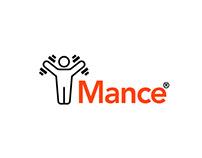 Mance Athletics Logotype