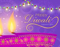 Deepavali E-card