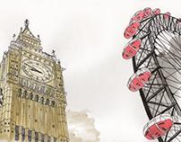 London Travelogue
