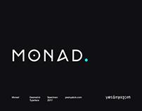 Monad Typeface — Free Demo