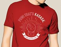 Kasasa T-Shirts