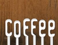 COFFEE FONT.