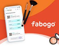Fabogo: consumer app - 2018