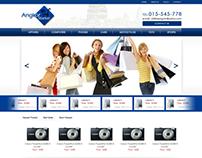 Emarket Website