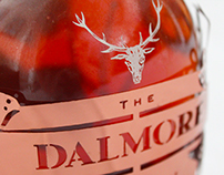 The Dalmore Whisky Packaging