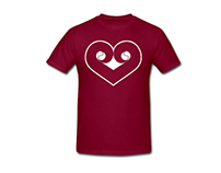 Phillies Heart Shirt