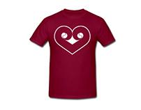 Phillies Heart Shirt