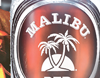 Malibu Red Halloween Ad - CPG
