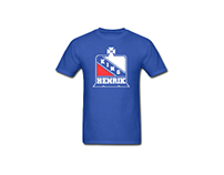 King Henrik Shirt (New York Rangers)