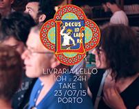 Teaser // Livraria Lello - Porto 2015