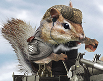 Capt Squirrel