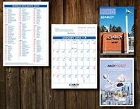 ABLOY Calendar 2014