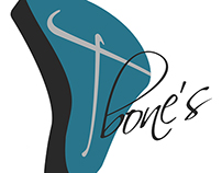 T Bone's Bar and Grill Logo