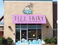 Fizz Fairy - Brand Identity