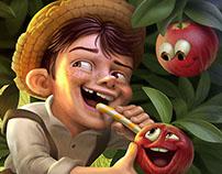 Apples be Apples