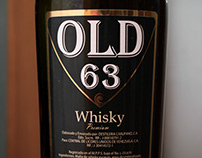 Old 63 Whisky - Photography