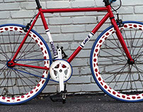 2013 Limited Edition Cherry bike