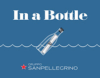 San Pellegrino | In a Bottle | Web Magazine