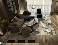 Modern Residence Interiors