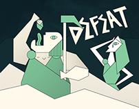 Zeus Espresso Animated Commercial
