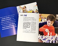 BASIS International School Brochures
