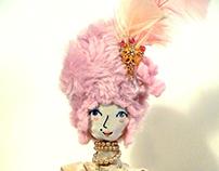 Original Marie Antoinette Softie