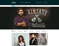 Nova - Fashion Ecomerce Template