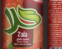 Hala JUICE - Packaging Design