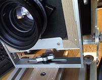 """Jirkon 4x5"""" - Large format camera"""