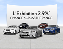 Lexus: L'Exhibition 2012